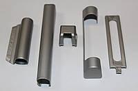 Декор-накладки Масо серебро