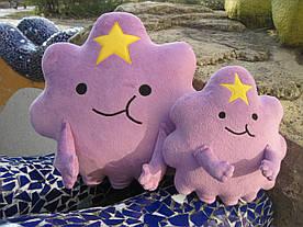 Мягкая игрушка - подушка принцесса Пупырка из  мультсериала Время приключений