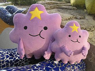 Мягкая игрушка - подушка принцесса Пупыркаиз  мультсериала Время приключений