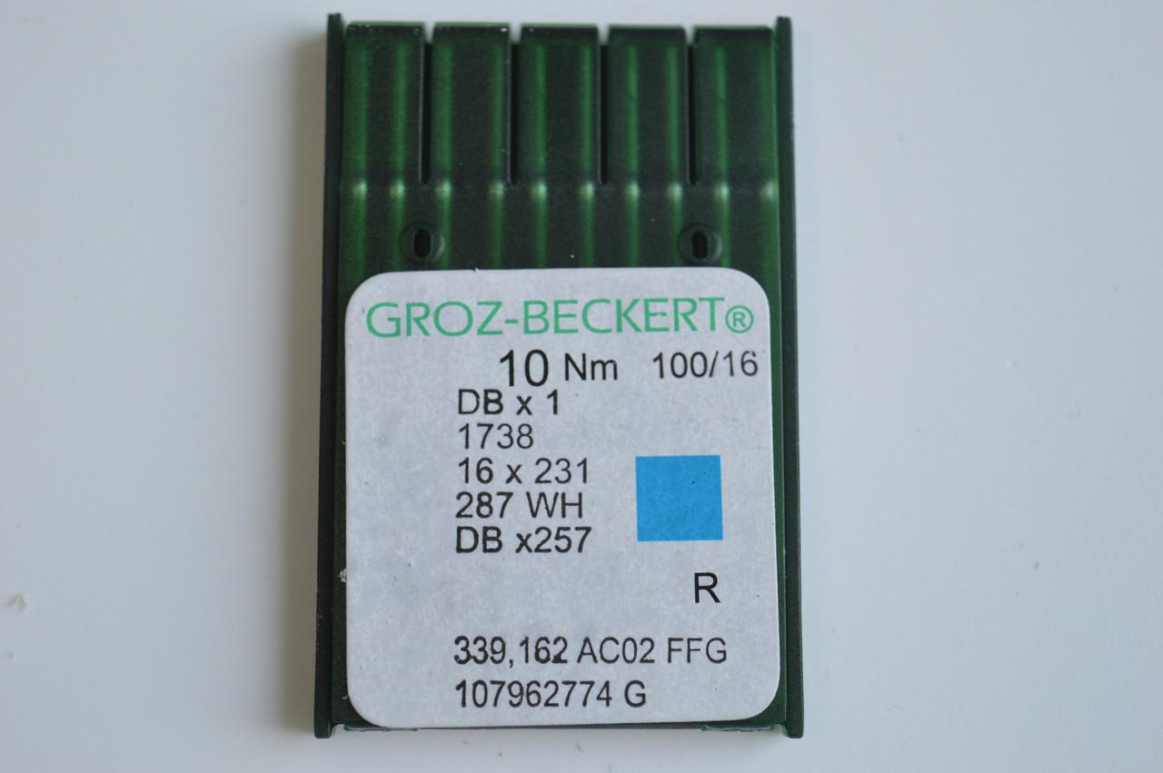 Голки для швейної машини GROZ-BECKERT
