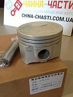 Поршень с пальцем (+0,5) 480EF-1004020CA Chery Amulet (Чери Амулет)