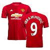 Футбольная форма Манчестер Юнайтед Ибрагимович (Manchester United Ibrahimovich) 2016-2017 домашняя