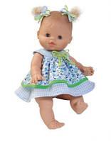 Кукла-пупс Paola Reina Алиса малышка европейка 34 см (04042)