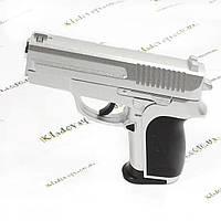 Детский металлический пневматический пистолет ZM1 A, фото 1