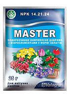 Минеральное удобрение Мастер для цветущих растений (25г.) MASTER