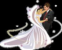 """Шаблоны для чашек """"Свадебные - для Влюблённых"""""""