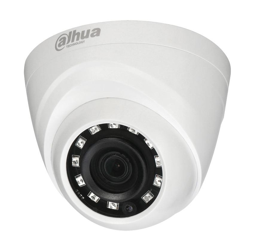 HDCVI mini видеокамера Dahua DH-HAC-HDW1000R-S3 (2,8 мм)