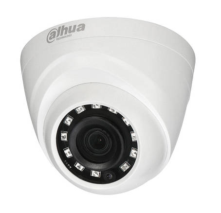 HDCVI mini видеокамера Dahua DH-HAC-HDW1000R-S3 (2,8 мм), фото 2