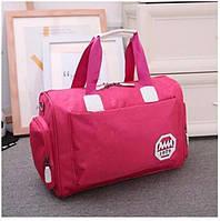 Спортивная, дорожная сумка. Женская  сумка.  КСС37