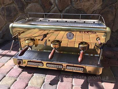 Кофемашина Elektra Extramaxi (3 группы)