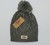 Разные цвета UGG шапки вязаные для взрослых и подростков шапка хлопок угг, фото 1