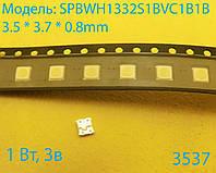 Светодиод 3537 SMD Samsung, 3в 1Вт