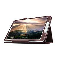 Чехол Samsung Galaxy TAB E 9.6'' / T560 / T561 книжка коричневый