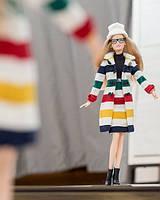 Лялька Барбі Колекційна Hudson's Bay Barbie Collector, фото 3