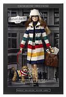 Лялька Барбі Колекційна Hudson's Bay Barbie Collector, фото 5