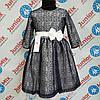 Платье детское на девочку гипюровое DEVA.