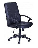 Кресло Менеджер Пластик Неаполь-20 (черный)