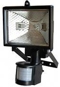 Галогенный прожектор с датчиком движения Magnum LHF 150S
