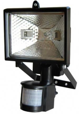 Галогенный прожектор с датчиком движения Magnum LHF 500S, фото 2