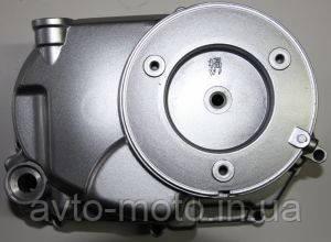 Крышка правая двигателя мопеда Актив полуавтомат