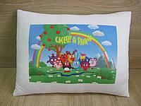 Декоративная подушка  с картинкой Смешарики