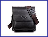 Мужская сумка POLO Videng для ношения через плечо