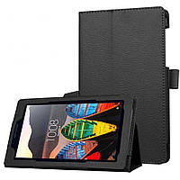 Чехол Lenovo TAB 3 710 / TAB 3 710F Essential / TAB 3 710i / TAB 3 710L / TB 3 710 7'' книжка черный