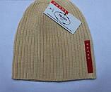 Разные цвета PRADA шапки вязаные для взрослых и подростков шапка хлопок прада, фото 6