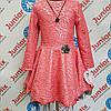 Платье нарядное на девочку MEWA.ПОЛЬША.