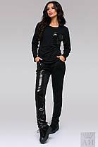 А1272 Спортивный костюм с пайетками , фото 2