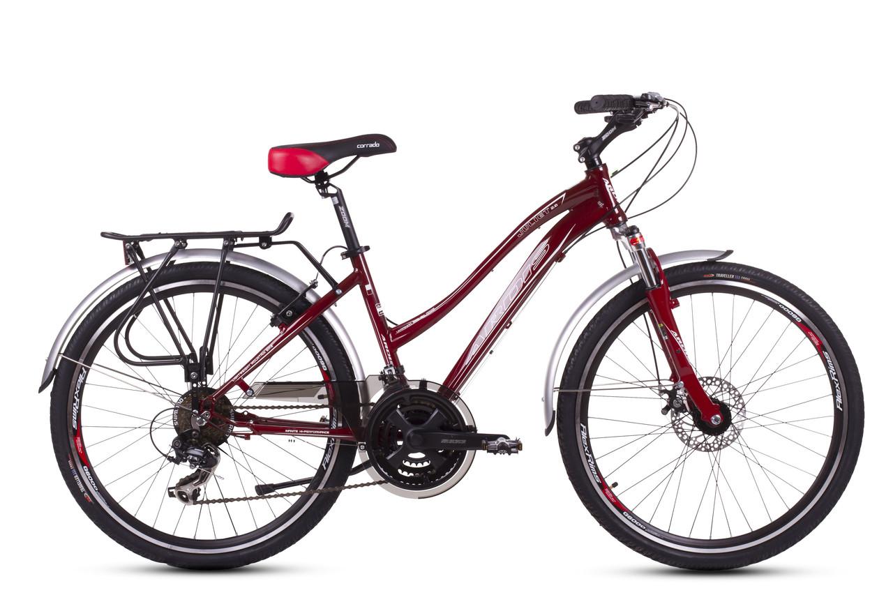 """Городской велосипед ARDIS Juliet 2.0 CTB 26""""."""