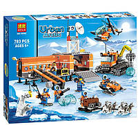 """Детский конструктор Bela 10442 (аналог Lego City 60036) """"Арктический лагерь"""", 783 дет"""