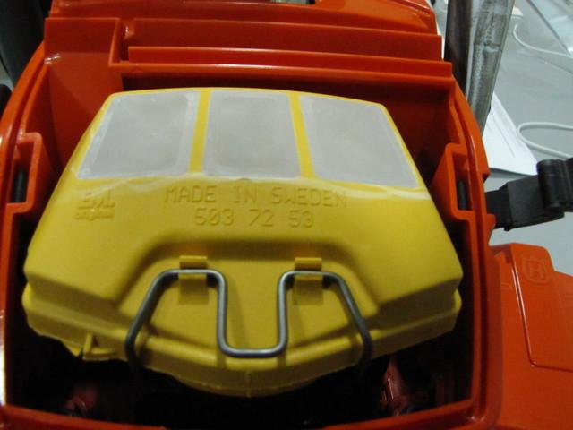 Воздушный фильтр бензопилы Husqvarna 372 XP