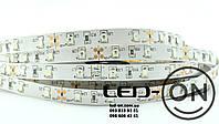 Светодиодная лента SMD 3528 4.8W 60 LED/m IP20 Зеленый Green