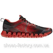 Беговые кроссовки Reebok Zig Squared Cruz, V72070 (Оригинал), фото 3