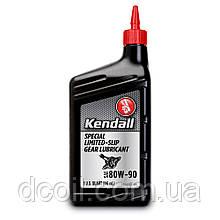Tрансмиссионное масло  Kendall 80w-90 Special Limited-Slip Gear Lubricant