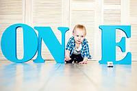 Буквы из пенопласта для памятных фотосессий