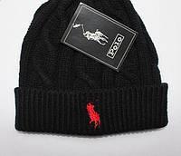 В стиле Ральф лорен поло шапки вязаные для взрослых и подростков шапка хлопок ралф лорен, фото 1