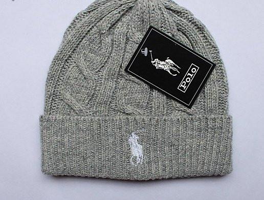 В стиле Ральф поло шапки вязаные для взрослых и подростков шапка хлопок ралф