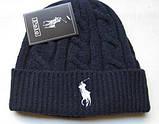 В стиле Ральф поло шапки вязаные для взрослых и подростков шапка хлопок ралф, фото 9