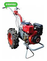 Мотоблок «Мотор Сич МБ-6ДЕ» (6 л.с., дизельный двигатель, электростартер)