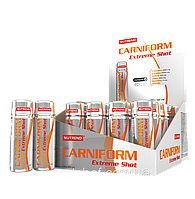 Жиросжигатели Nutrend Carniform Extreme Shot 10x60ml