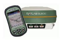 Комплект SatLab SL600 с контроллером SL55 и SurvCE