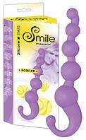 Стимулятор для ануса Smile Bowler Stimulator Purple
