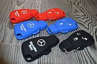 Силиконовые чехлы  для ключей  Mercedes, фото 1