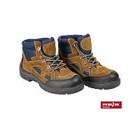 Зимние ботинки кожаные со стальным носком BRMONT Reis