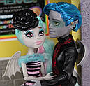 Набор кукол Monster High Рошель Гойл и Гаррот ДюРок Любовь в Скариже, фото 9