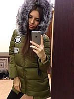Куртка Extreme стеганая с капюшоном 243 (ГН)