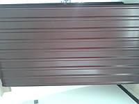 Профлист ПК-20 RAL8017 шоколадный цвет