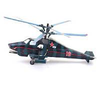 """Картонная модель Вертолет """"Медведь"""" 007 УмБум"""